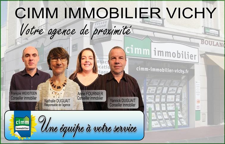 équipe-avril-2016-cimm-immobilière-vichy