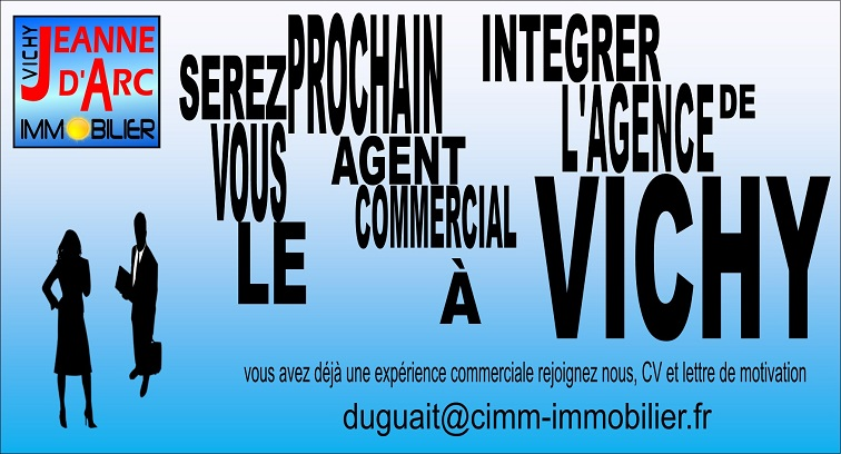 recrutement-commercial-vichy-jeanne-d'arc-immobilier
