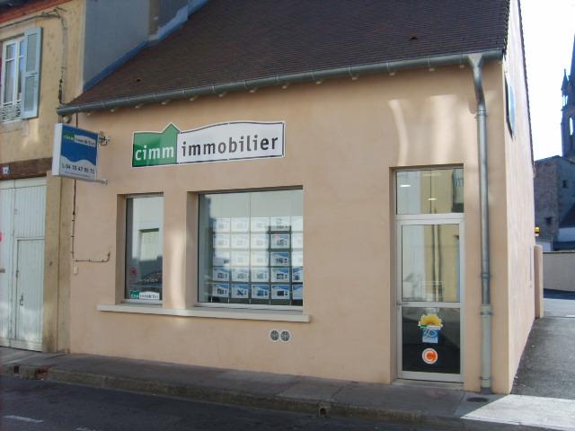 agence immobilière à Moulins