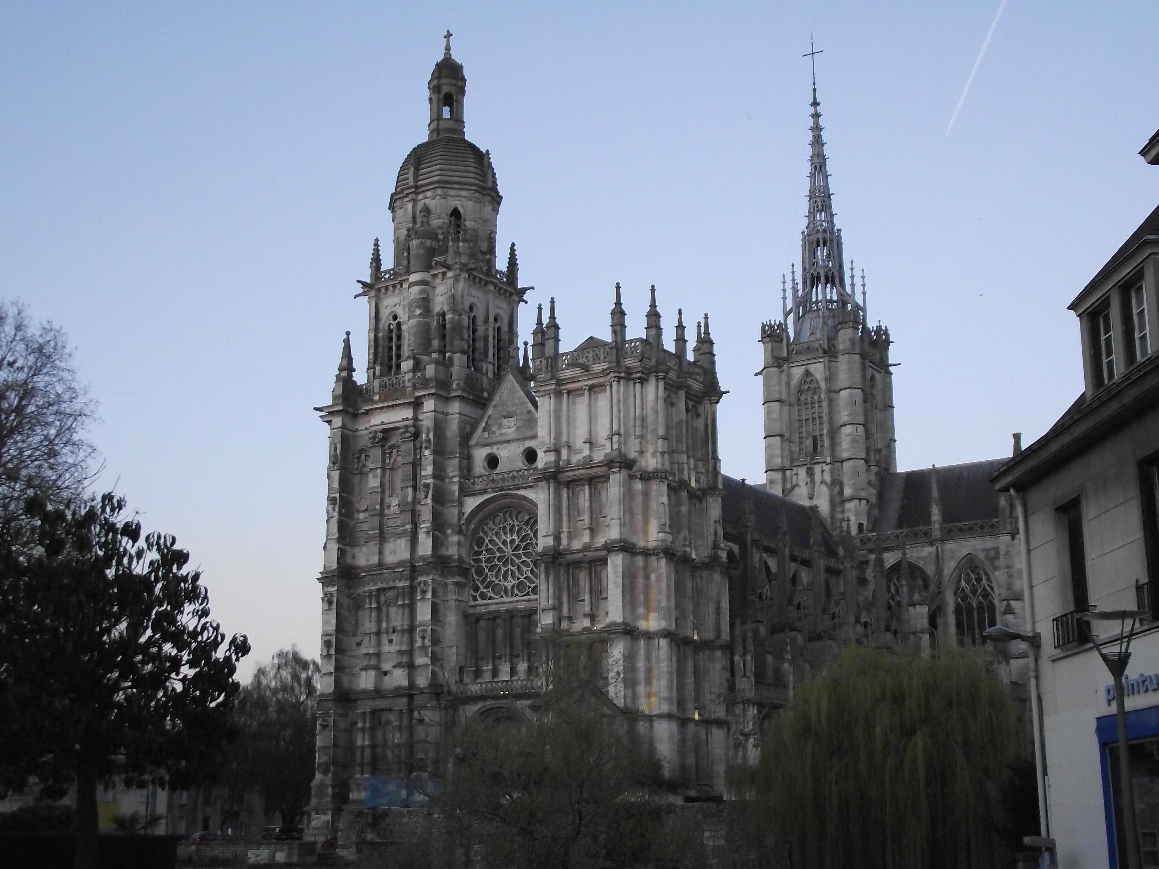 immobilier Evreux cathédrale