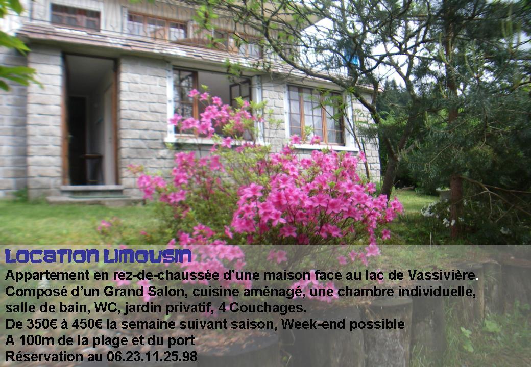 location Limousin