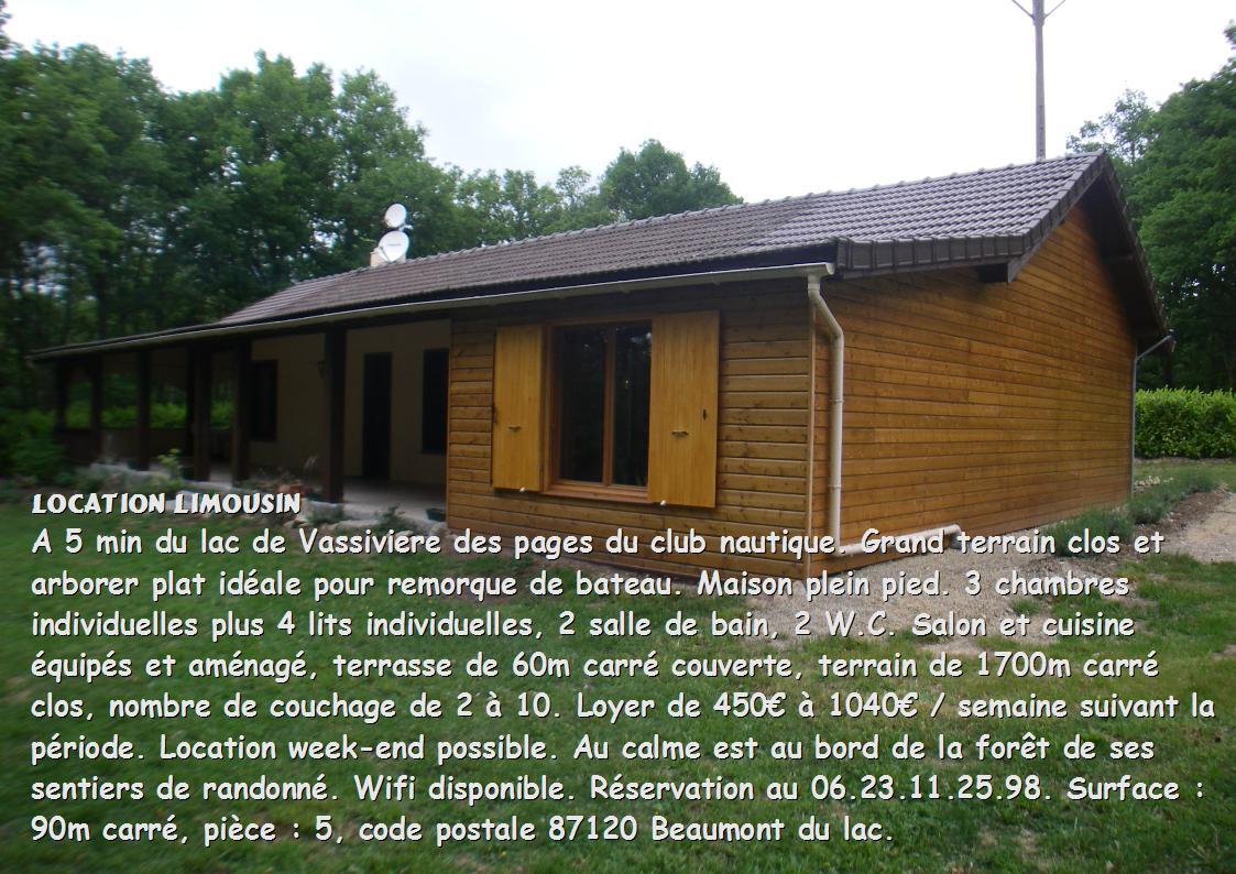 Limousin Vassivière
