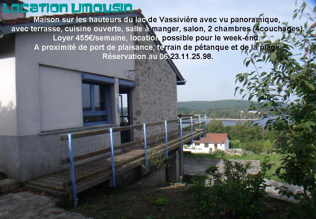 Maison Vassivière