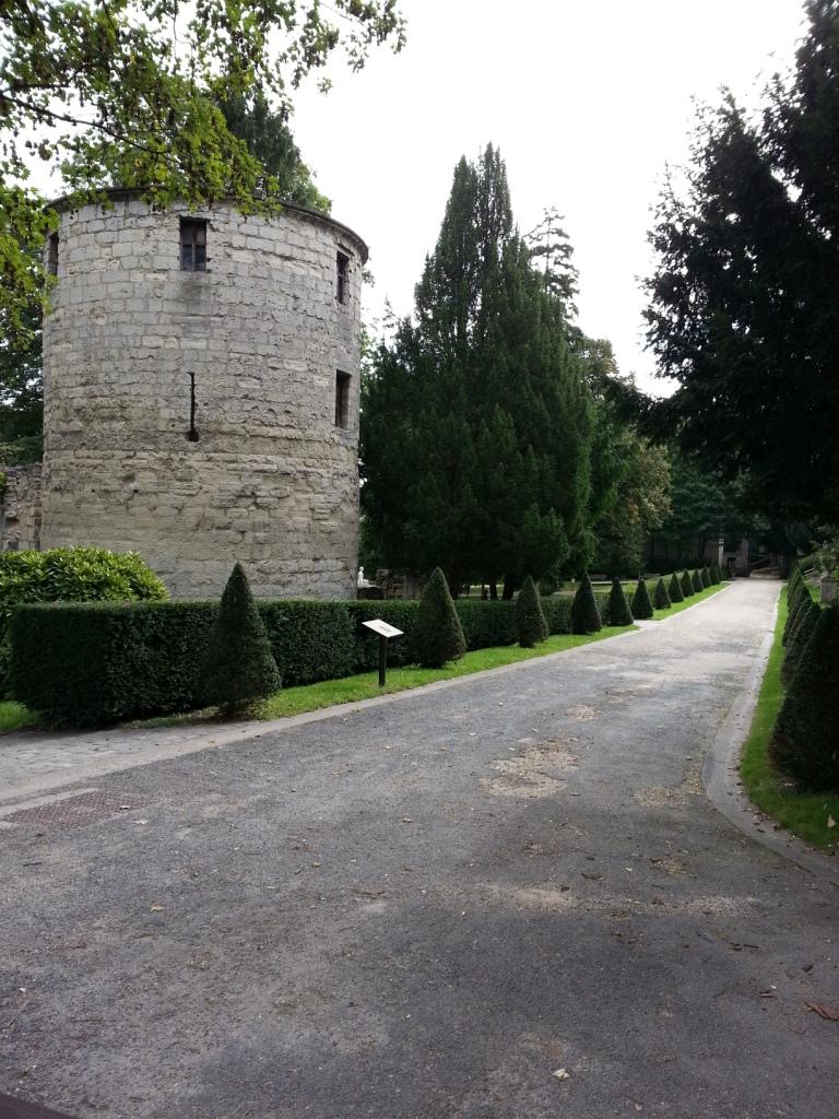 L' Abbaye - la tour