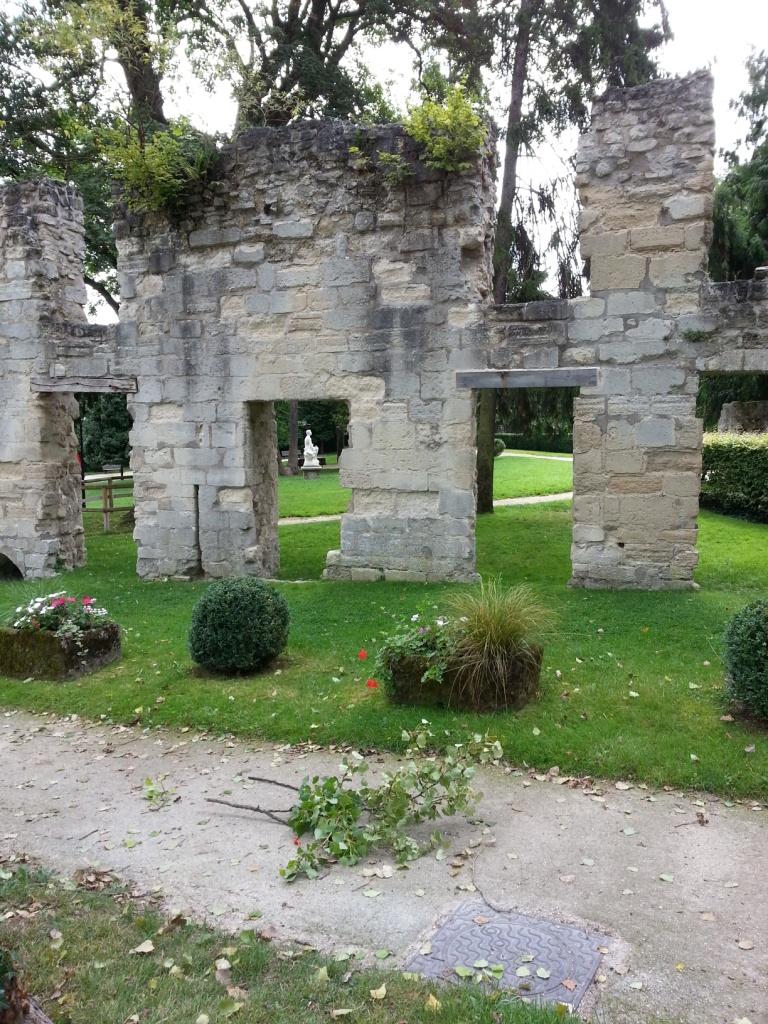 L'Abbaye - Ruines