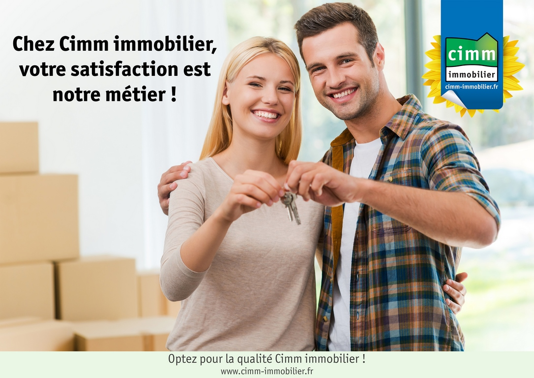 Agence Guermantes Cimm Immobilier