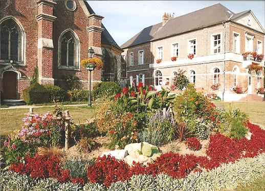 agence immobilière Le Coudray Saint Germer