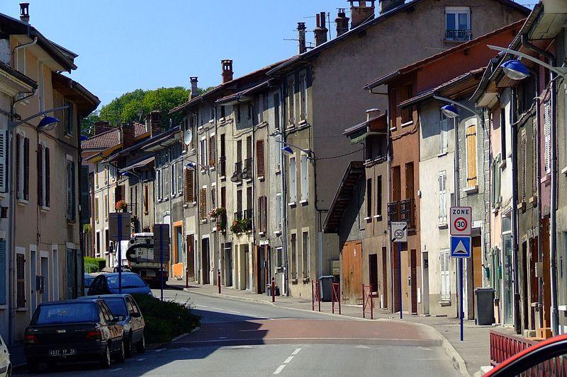 Ville de Rives