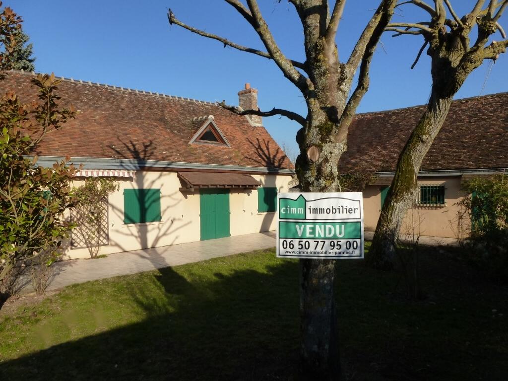 Agent commercial immobilier Pannes