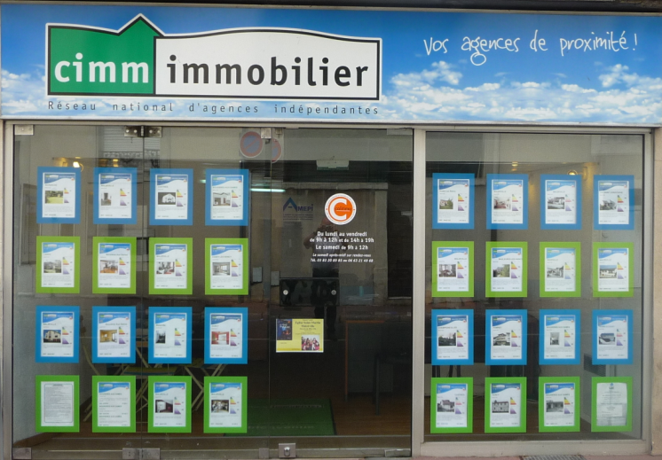 Agence Cimm Immobilier Nancy Nord