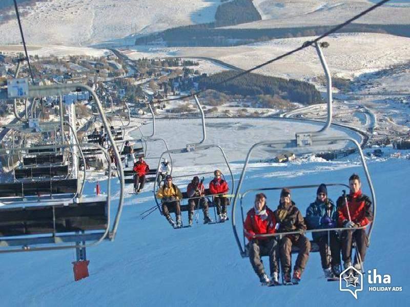 Ski Charmille Auvergne immobilier