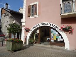 l'office du tourisme de SAINT PIERRE D'ALBIGNY