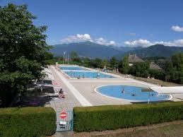 la piscine de SAINT PIERRE D'ALBIGNY