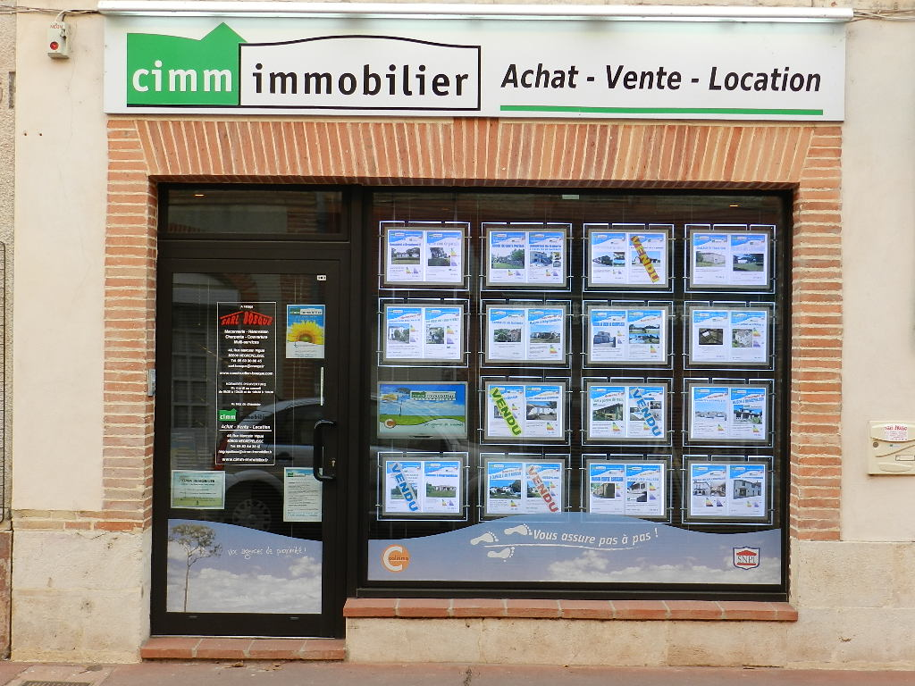 Votre agence immobilire cimm immobilier negrepelisse for Immo immobilier