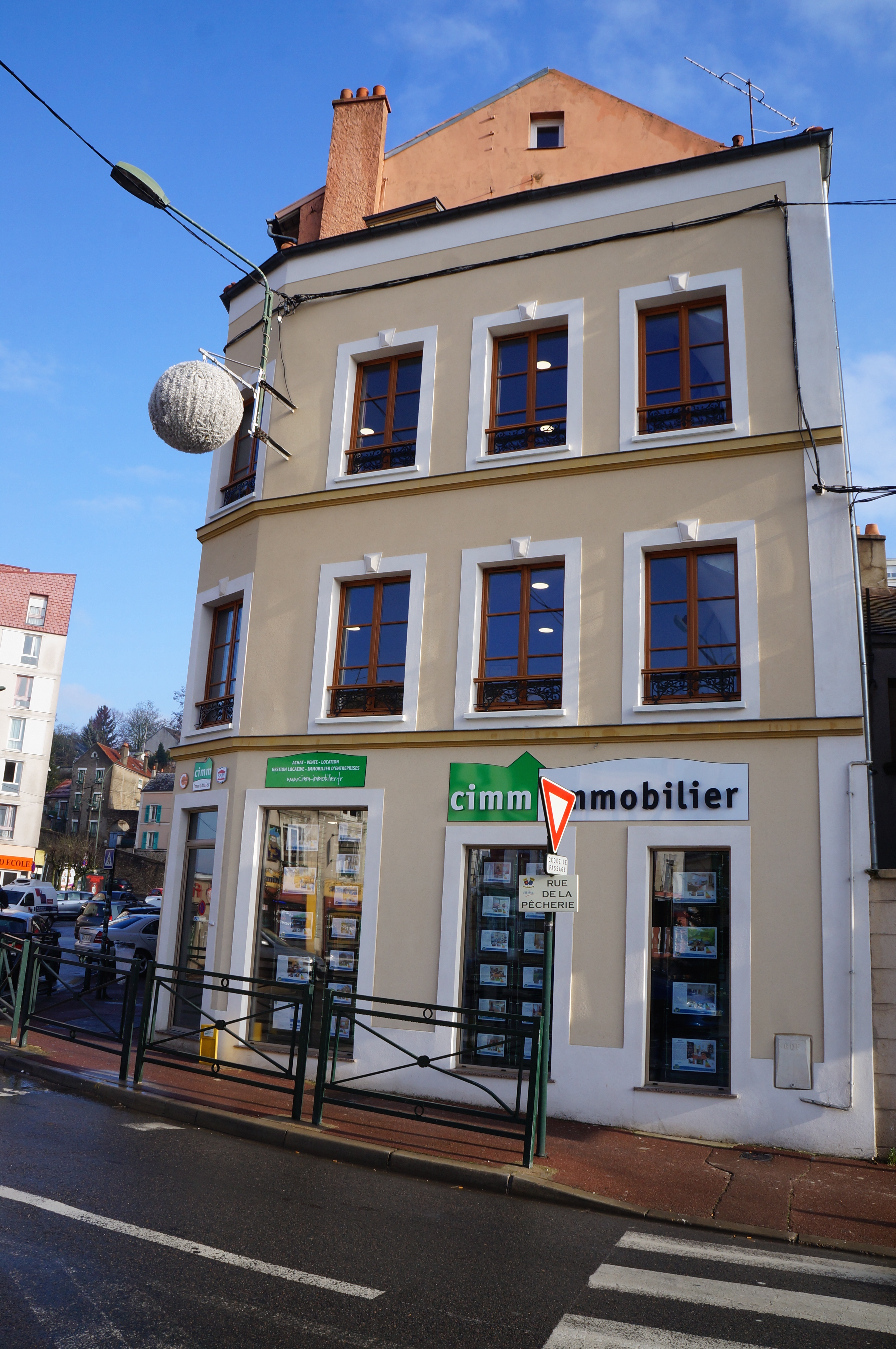 Agence Cimm Immobilier Corbeil-Essonnes