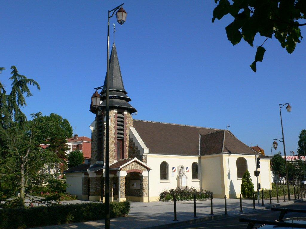 église de gournay sur marne